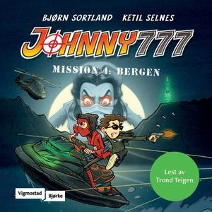 Mission 4: Bergen (lydbok) av Bjørn Sortland