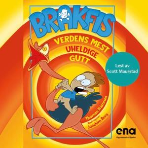 Brakfis! (lydbok) av Thomas Framnes