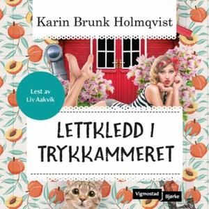 Lettkledd i Trykkammeret (lydbok) av Karin Br