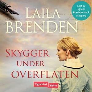 Skygger under overflaten (lydbok) av Laila Br