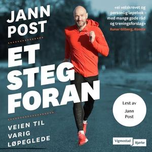 Et steg foran (lydbok) av Jann Post