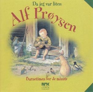 Da jeg var liten (lydbok) av Alf Prøysen, Bar