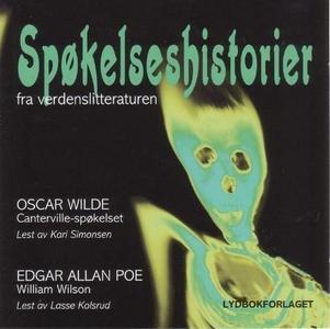 Spøkelseshistorier (lydbok) av Oscar Wilde, E