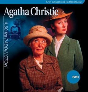 4.50 fra Paddington (lydbok) av Agatha Christ