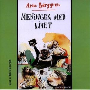 Meningen med livet (lydbok) av Arne Berggren