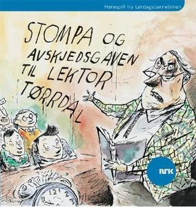 Stompa og avskjedsgaven til lektor Tørrdal (l