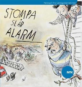 Stompa slår alarm (lydbok) av Anthony Buckeri