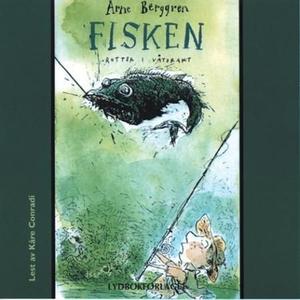 Fisken (lydbok) av Arne Berggren