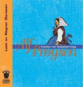 Eventyr om Teskjekjerringa (lydbok) av Alf Pr