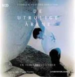De utrolige årene (lydbok) av Carolyn Webster