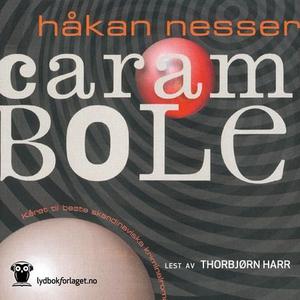 Carambole (lydbok) av Håkan Nesser