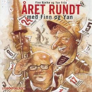 Året rundt med Finn og Yan (lydbok) av Finn B