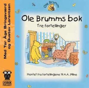 Ole Brumms bok (lydbok) av A.A. Milne