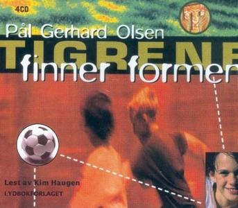 Tigrene finner formen (lydbok) av Pål Gerhard