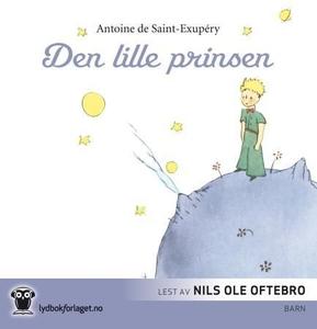 Den lille prinsen (lydbok) av Antoine de Sain