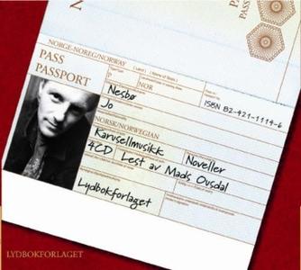 Karusellmusikk (lydbok) av Jo Nesbø