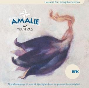 Amalie av Ternevåg (lydbok) av Tor Edvin Dahl