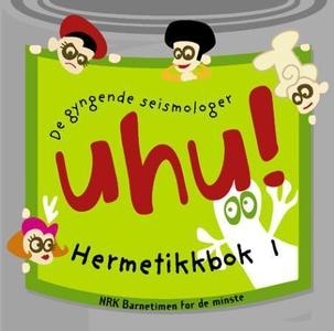 Uhu! (lydbok) av De gyngende seismologer