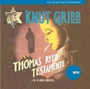 Knut Gribb (lydbok) av Gunnar Staalesen, Tor