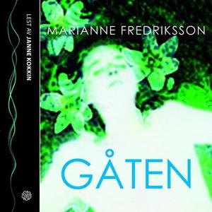 Gåten (lydbok) av Marianne Fredriksson