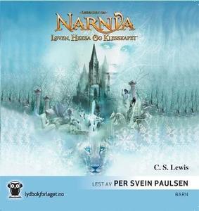 Løven, heksa og klesskapet (lydbok) av C.S. L