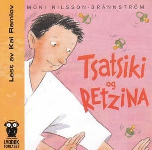 Tsatsiki og Retzina (lydbok) av Moni Nilsson-