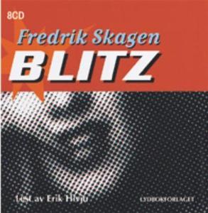 Blitz (lydbok) av Fredrik Skagen