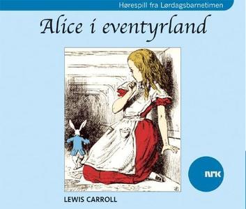 Alice i Eventyrland (lydbok) av Lewis Carroll