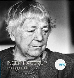 Inger Hagerup leser egne dikt (lydbok) av Ing