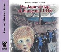 Det kom et skip til Bjørgvin i 1349