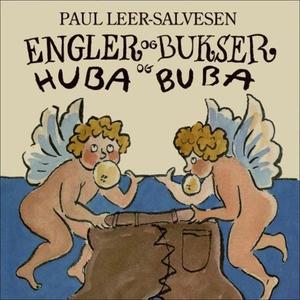 Engler og bukser og Huba Buba (lydbok) av Pau