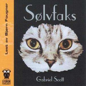 Sølvfaks (lydbok) av Gabriel Scott