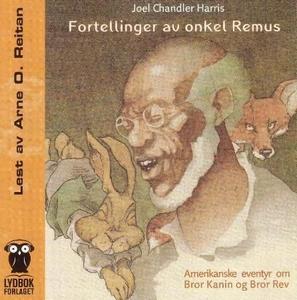 Fortellinger av onkel Remus (lydbok) av Joel