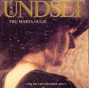 Fru Marta Oulie (lydbok) av Sigrid Undset