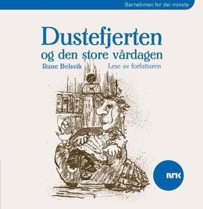 Dustefjerten og den store vårdagen (lydbok) a