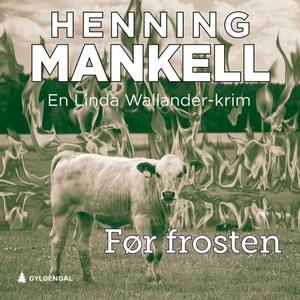 Før frosten (lydbok) av Henning Mankell