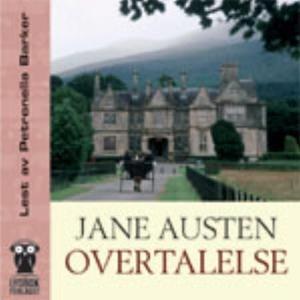 Overtalelse (lydbok) av Jane Austen