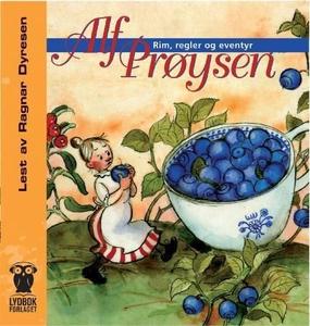 Rim, regler og eventyr (lydbok) av Alf Prøyse
