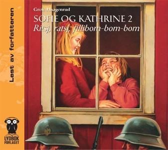 Sofie og Kathrine 2 (lydbok) av Grete Haagenr