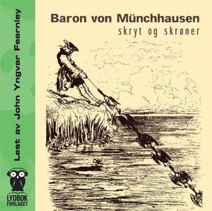 Baron von Münchhausen (lydbok) av