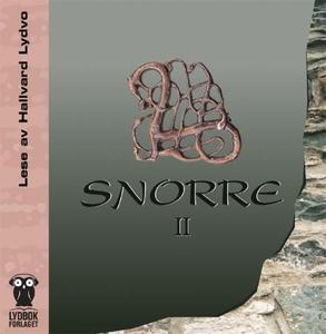 Snorre II (lydbok) av Sturlason Snorre, Snorr