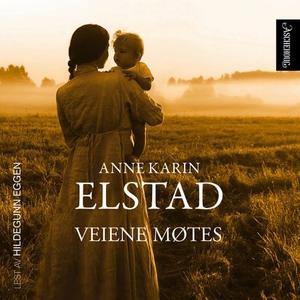 Veiene møtes (lydbok) av Anne Karin Elstad