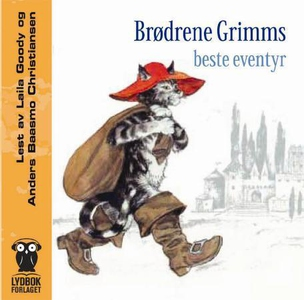 Brødrene Grimms beste eventyr (lydbok) av Jac