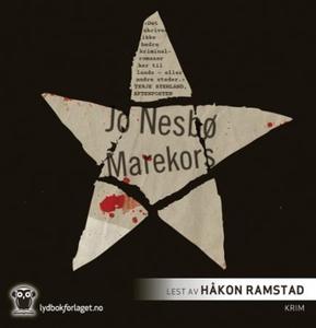 Marekors (lydbok) av Jo Nesbø