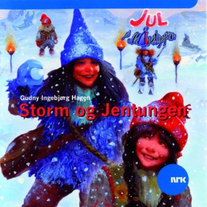 Storm og Jentungen (lydbok) av Gudny Ingebjør