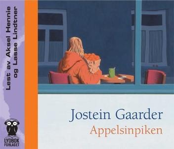 Appelsinpiken (lydbok) av Jostein Gaarder