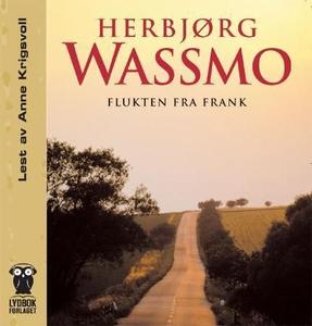 Flukten fra Frank (lydbok) av Herbjørg Wassmo