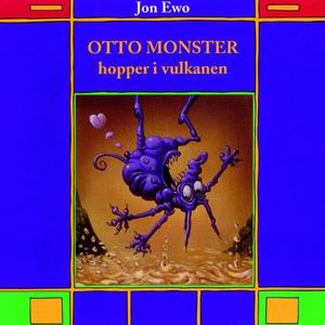 Otto monster hopper i vulkanen (lydbok) av Jo