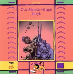 Otto monster vil også bli syk (lydbok) av Jon