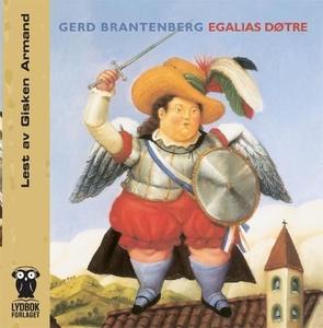 Egalias døtre (lydbok) av Gerd Brantenberg